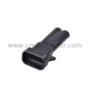2Pin Male automotive fuel injector connector