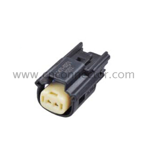 2 ways receptacle waterproof automobile connector 33471-0201