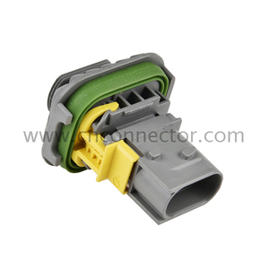 2-1703841-1 male female 2 pin auto connectors