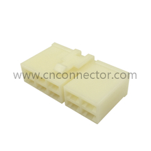 250 6.30mm 2x 5 10 way automotive connector female