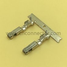 female brass electrical auto terminals