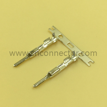 Copper terminal female electrical wire connector terminals