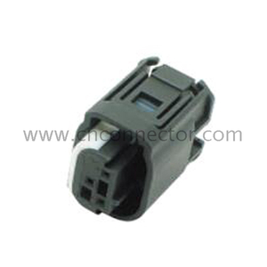 3 pole female waterproof auto wire connector