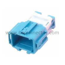 6 P male auto wiring connectors